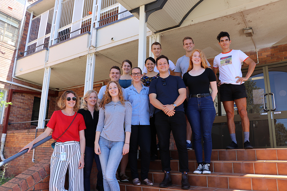 Uq Medical Students Visit Roma South West Hospital And
