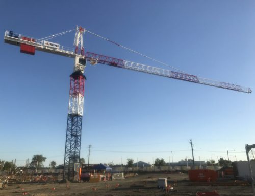 Local students invited to Name the Crane at new Roma Hospital Redevelopment