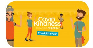 Kindness facebook image with rounded corners